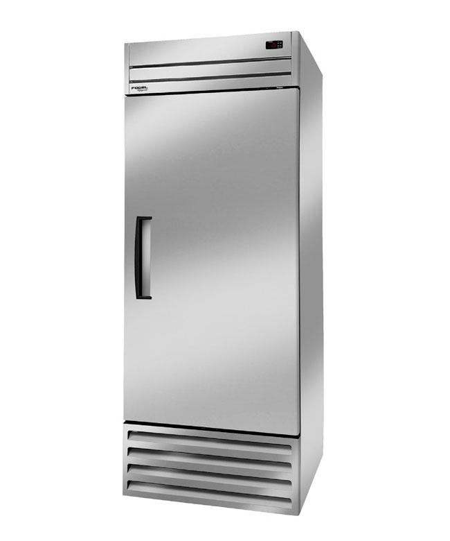 Congelador vertical de aire forzado